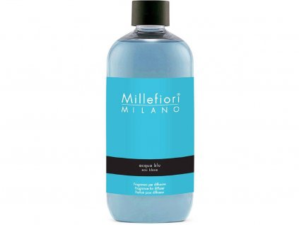 millefiori milano acqua blu 500 ml