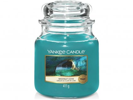 yankee candle moonlit cove stredni