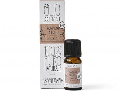 nasoterapia esencialni olej hrebicek