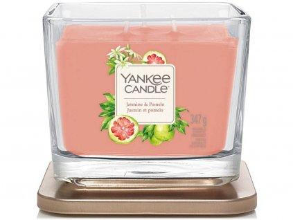 yankee candle elevation jasmine pomelo stredni