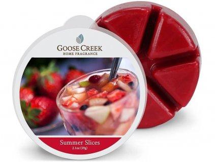 goose creek summer slices