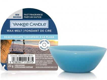 yankee candle beach escape vosk