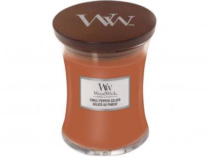 woodwick chilli pepper gelato vicko stredni