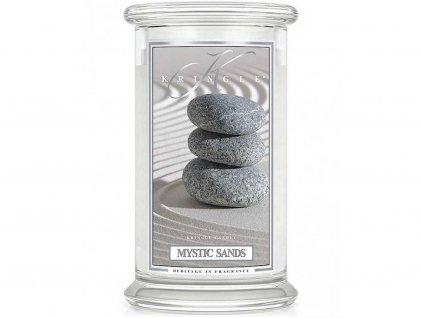kringle candle mystic sands 624g