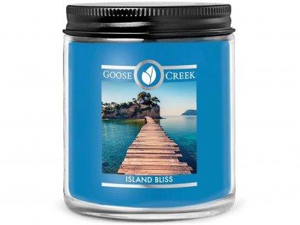 goose creek island bliss plech