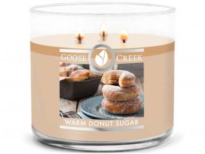 goose creek warm donut sugar