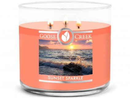goose creek sunset sparkle