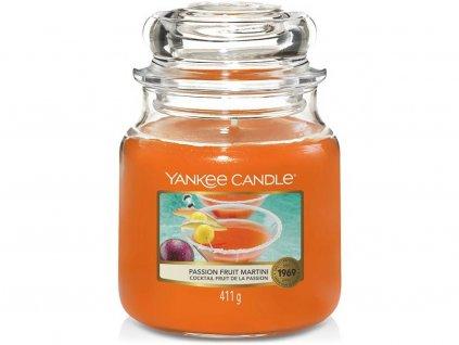yankee candle passion fruit martini stredni