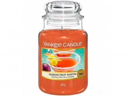 yankee candle passion fruit martini velka