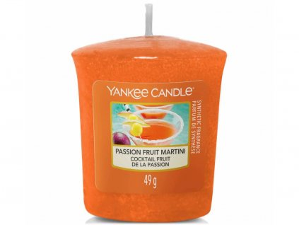 yankee candle passion fruit martini votivni