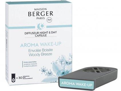 maison berger paris napln difuzer night day aroma wake up