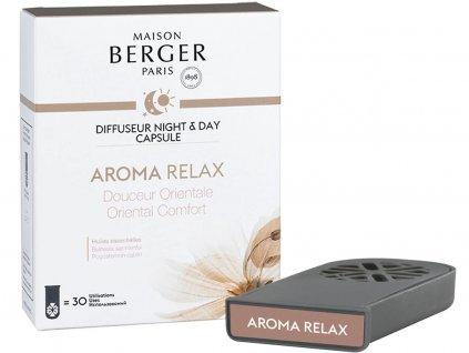 maison berger paris napln difuzer night day aroma relax