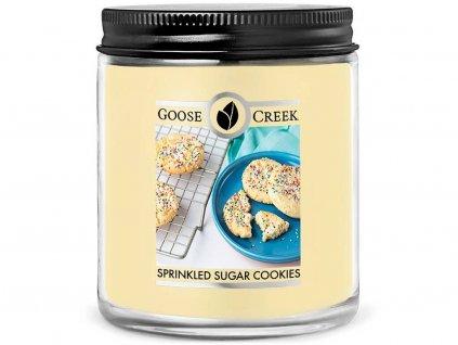 goose creek sprinkled sugar cookies plech