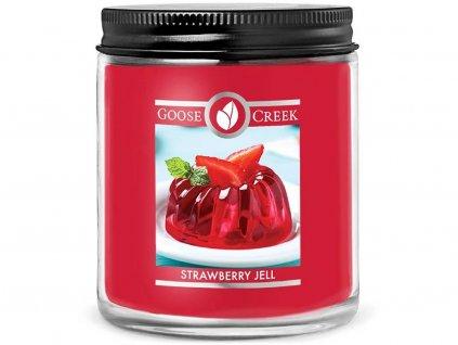 goose creek strawberry jell plech