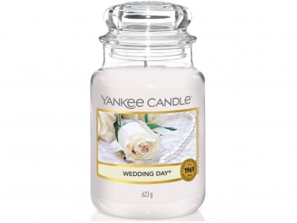 yankee candle wedding day velka