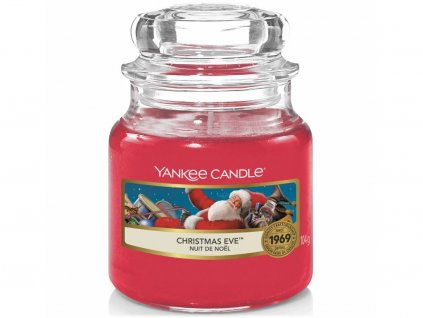 yankee candle christmas eve mala