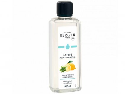 maison berger paris zest of verbena 500 ml