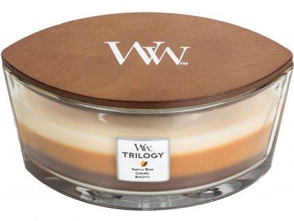 6026 woodwick hearthwick trilogy vonna svicka dezert v kavarne 453 g
