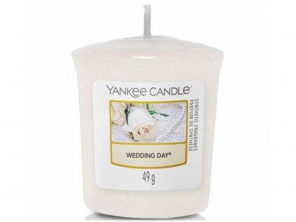 yankee candle wedding day votivni
