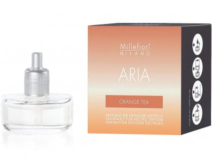 millefioir milano aria napln orange tea