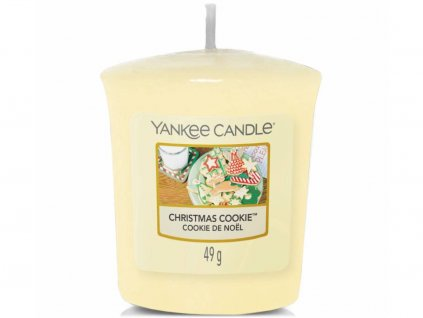 6179 yankee candle votivni svicka christmas cookie