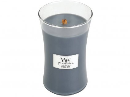 woodwick evening onyx velka