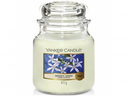 6281 yankee candle vonna svicka midnight jasmine stredni
