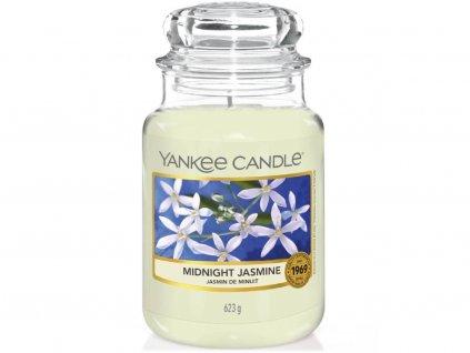 yankee candle midnight jasmine velka