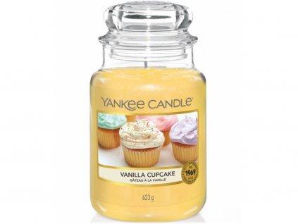 6380 yankee candle vonna svicka vanilla cupcake velka