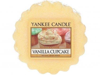 yankee candle vanilla cupcake vosk