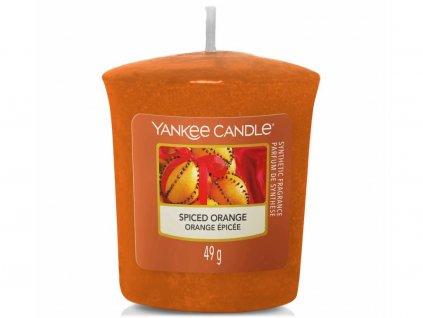6521 yankee candle votivni svicka spiced orange
