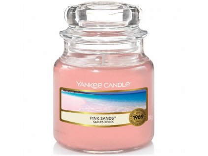 yankee candle pink sands mala