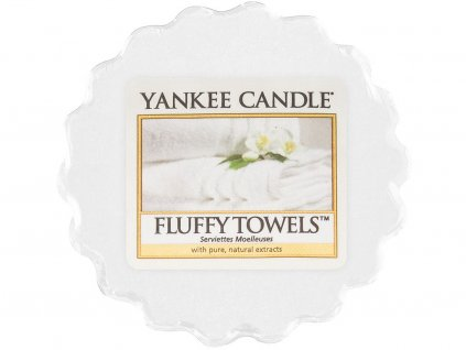 yankee candle fluffy towels vosk