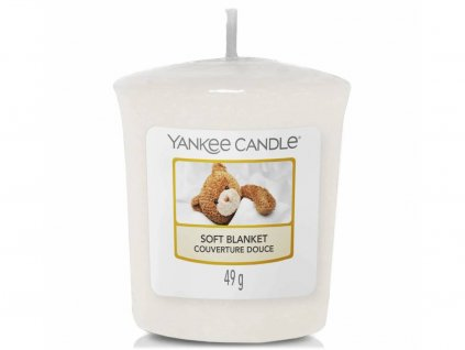 yankee candle soft blanket votivni