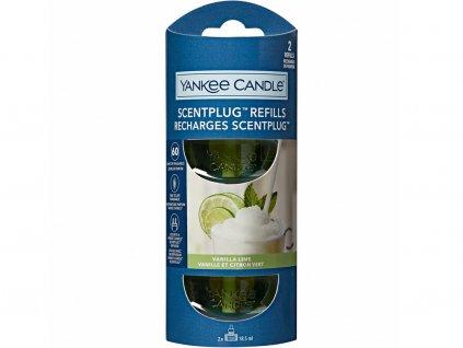 6710 yankee candle naplne do zasuvky vanilla lime 2 ks