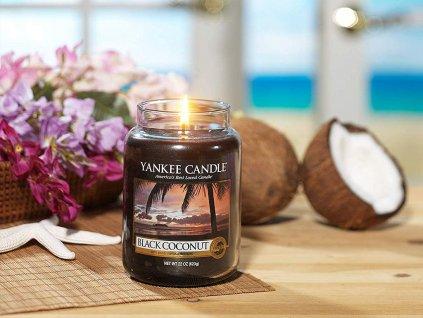 6740 yankee candle vonna svicka black coconut stredni