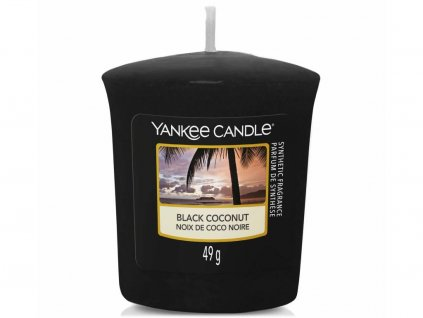 yankee candle black coconut votivni