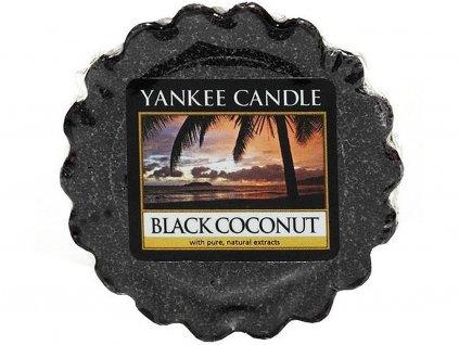 yankee candle vonny vosk black coconut