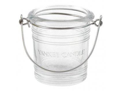 7109 yankee candle glass bucket svicen na votivni svicku ciry
