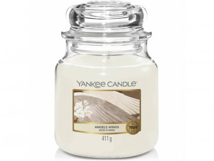 yankee candle angels wings stredni