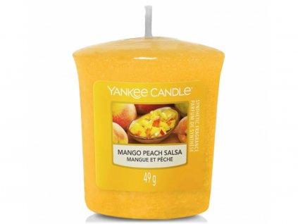 yankee candle mango peach salsa votivni