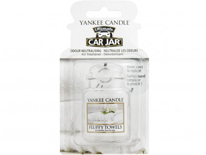 yankee candle fluffy towels gelova visacka