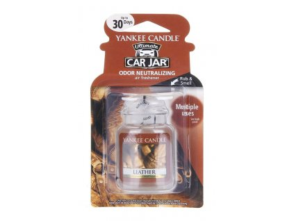 7628 yankee candle gelova visacka leather