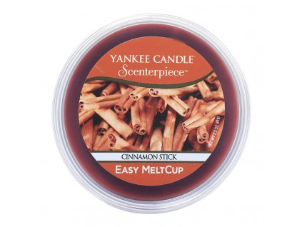 7649 yankee candle vosk cinnamon stick easy meltcup