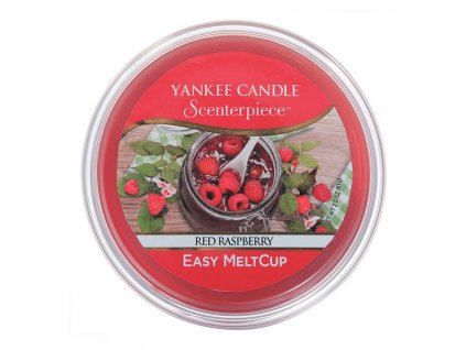 7682 yankee candle vosk red raspberry easy meltcup
