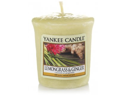 7973 yankee candle votivni svicka lemongrass and ginger
