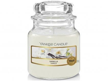 8126 yankee candle vonna svicka vanilla mala