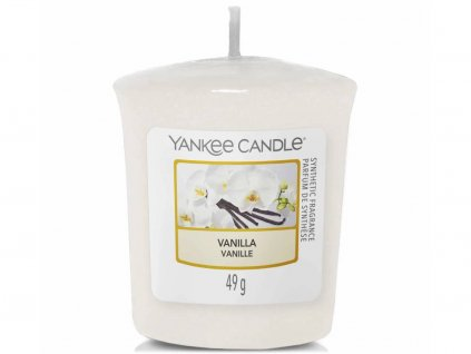 yankee candle vanilla votivni
