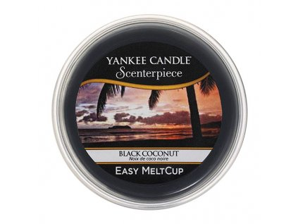 8333 yankee candle vosk black coconut easy meltcup