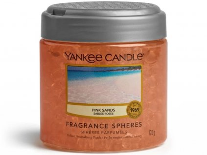 8384 yankee candle spheres vonne perly pink sands